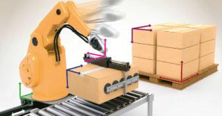 Synchronizacja robotów z systemami portalowymi bądź stołami do obróbki