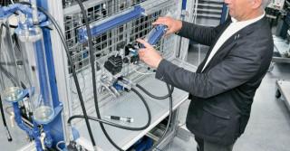 Hydraulika w praktyce na stanowiskach dydaktycznych firmy Bosch Rexroth