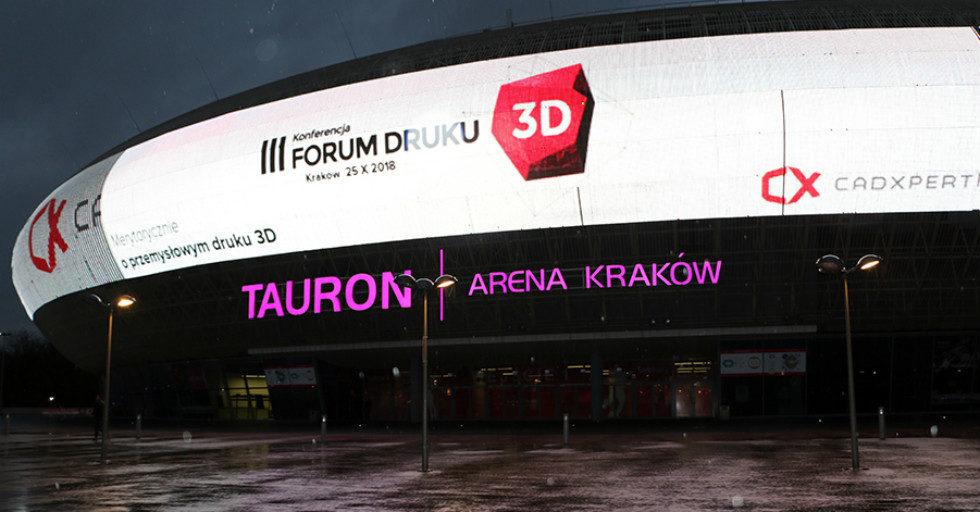 Forum Druku 3D – relacja z 3 konferencji CadXpert