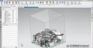 Inżynieria odwrotna oraz przygotowanie, optymalizacja i symulacja procesów druku 3D w NX dla drukarek przemysłowych