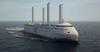 """Elektryczny tankowiec """"e5"""" będzie pływał po Zatoce Tokijskiej"""