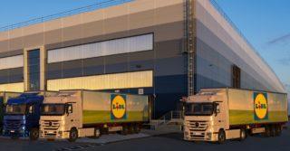 ERBUD wybuduje Centrum Dystrybucyjne Lidl Oleśnica. Wartość kontraktu: 229 mln zł