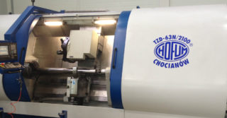 Chofum-Obrabiarki – produkcja i remonty obrabiarek sterowanych numerycznie
