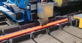 ArcelorMittal Poland zainwestował ponad 27 mln zł by produkować nowe innowacyjne profile szyn kolejowych