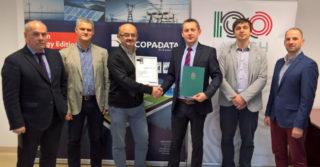 Krakowska AGH i COPA-DATA podpisały umowę o partnerstwie