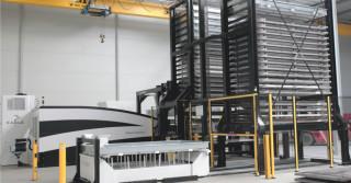 Power-Tech prezentuje kompletną instalację Crane Master Store
