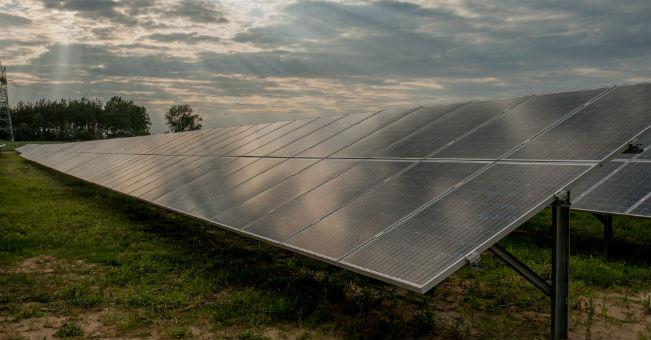 Uruchomiono największą w Polsce elektrownię słoneczną