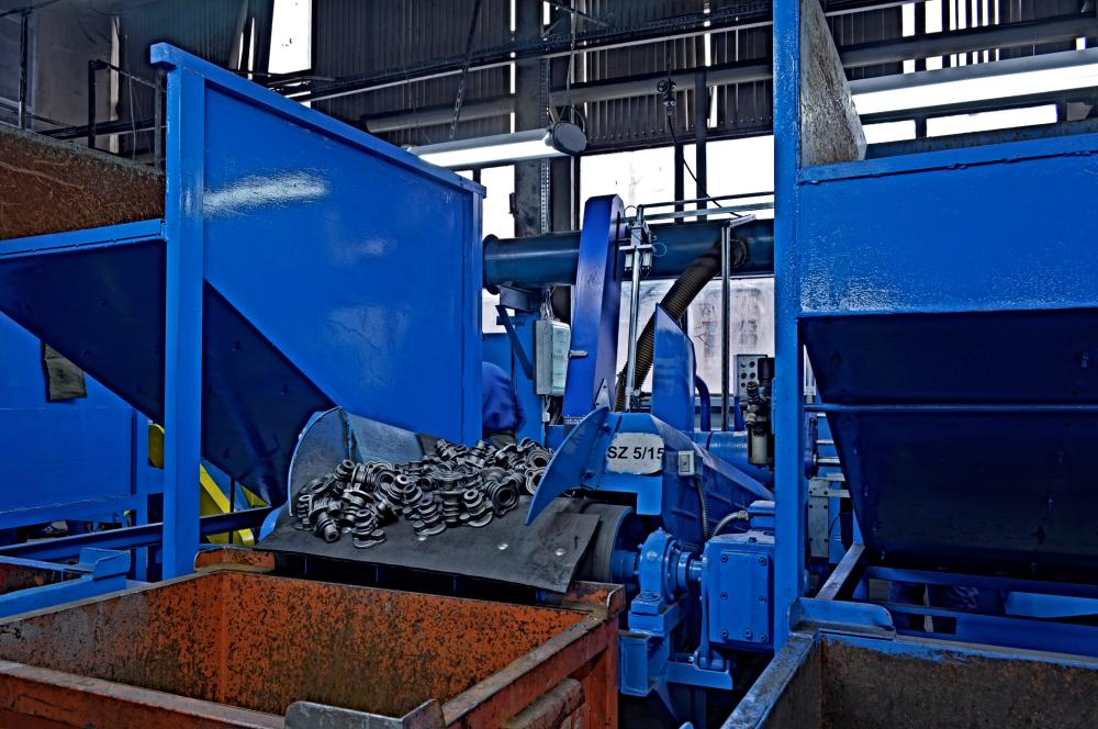 Odlewnia Victaulic poprawia jakość produkcji