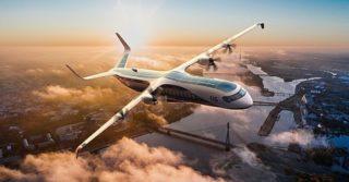 Electric Aviation Group zaprezentował projekt samolotu o napędzie hybrydowo-elektrycznym