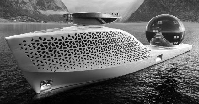 Earth300: największe pływające laboratorium na świecie