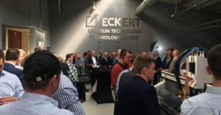 Legnicki producent maszyn CNC – Eckert, otwiera Centrum Technologii