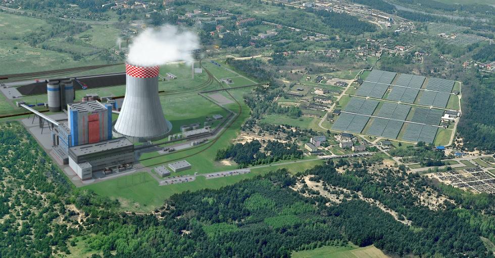 Enea i Energa wspólnie budują nowy blok energetyczny w Elektrowni Ostrołęka
