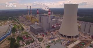 Budowa nowego bloku Elektrowni Kozienice / lato 2016