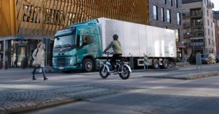 Elektromobilność wagi ciężkiej w ramach projektu EKO-LOG
