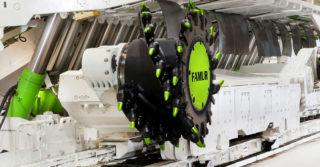 FAMUR opatentował nowy sposób ochrony chodników za frontem ściany wydobywczej