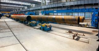 Linia do produkcji rur spiralnie spawanych w FERRUM jest warta 74,6 mln zł