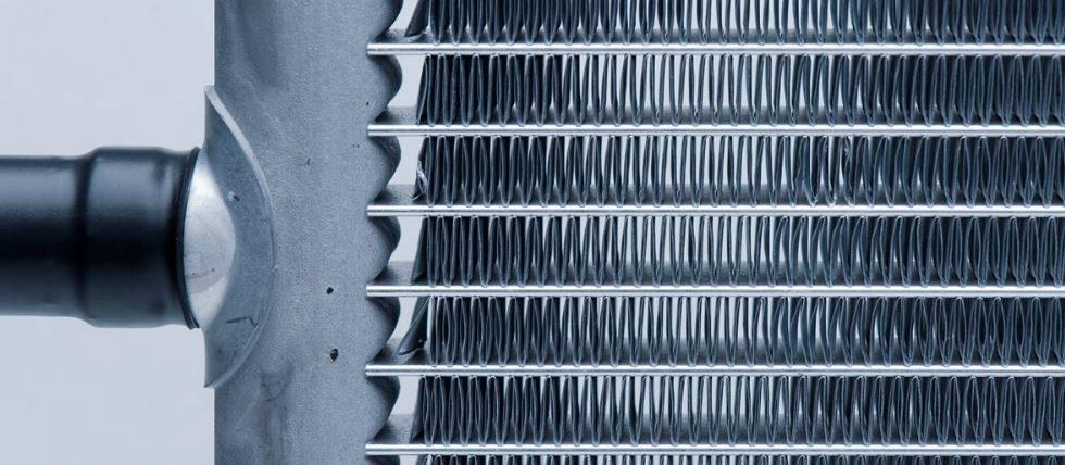 Mikrokanałowe wymienniki ciepła SAPA
