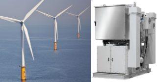 Hybrydowe rozdzielnie wysokiego napięcia dla morskiej energetyki wiatrowej