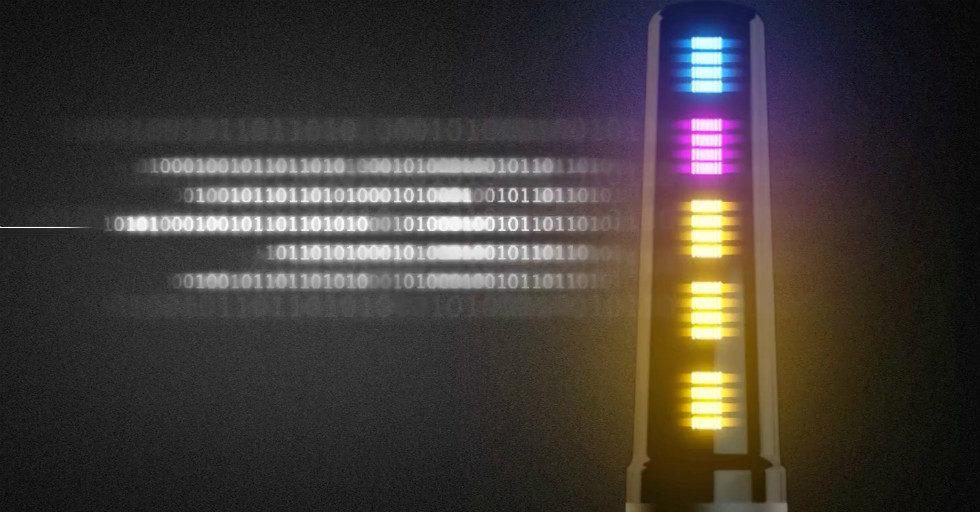 Konfigurowalne lampy sygnalizacyjne sposobem na powiadamianie o stanie maszyn roboczych