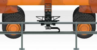 System igus d-rover umożliwia szybką transmisję danych w suwnicach RTG