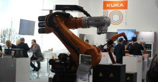 Targi automatyki i robotyki Automaticon 2018