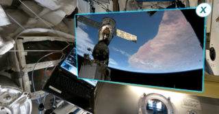 Wycieczka po stacji kosmicznej ISS w technologii VR
