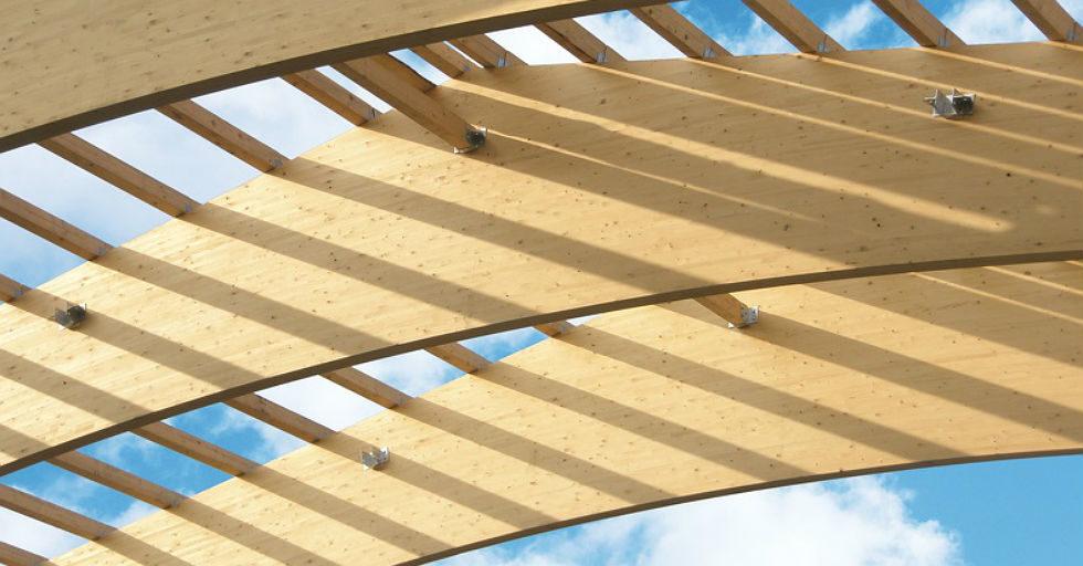 Drewno konstrukcyjne BSH do zadań specjalnych