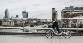 JIVR – pierwszy inteligentny rower stworzony przez młodego Polaka