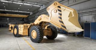 Maszyny KGHM Zanam zasilą największą kopalnię soli w Polsce