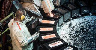 KGHM drugim największym na świecie producentem srebra