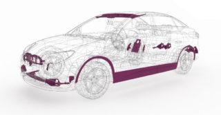 Części z tworzywa sztucznego w coraz większym stopniu odpowiadają za bezpieczeństwo podczas jazdy