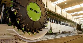 FAMUR dostarczy kompleks ścianowy dla indonezyjskiego producenta węgla