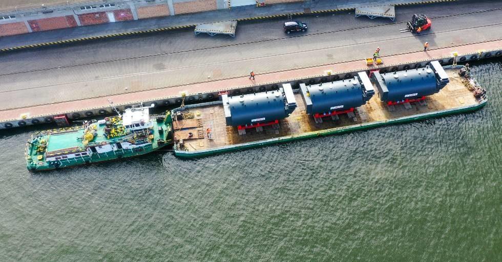 Elektrociepłownia Elbląg inwestuje w 3 kotły wodne gazowe na potrzeby przyszłej kotłowni rezerwowo-szczytowej