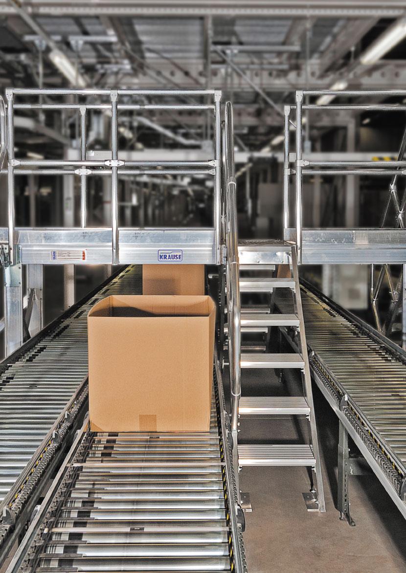 Aluminiowe konstrukcje KRAUSE dla branży TSL i kolejnictwa