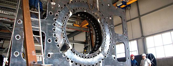Kromiss-Bis / konstrukcje stalowe dla energetyki