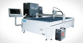 Obróbka metalu za pomocą plazmy. Kompaktowe wycinarki KT7 dla małych i średnich firm