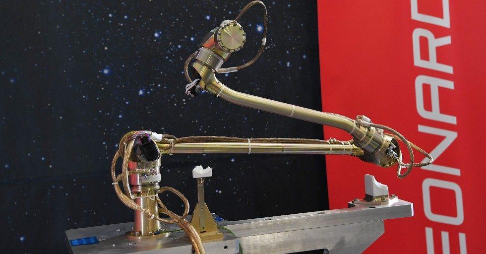 Ruszają prace nad robotycznymi ramionami dla wspólnej misji NASA i ESA Mars Sample Return
