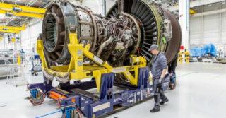 XEOS otworzył w Środzie Śląskiej zakład naprawy silników odrzutowych