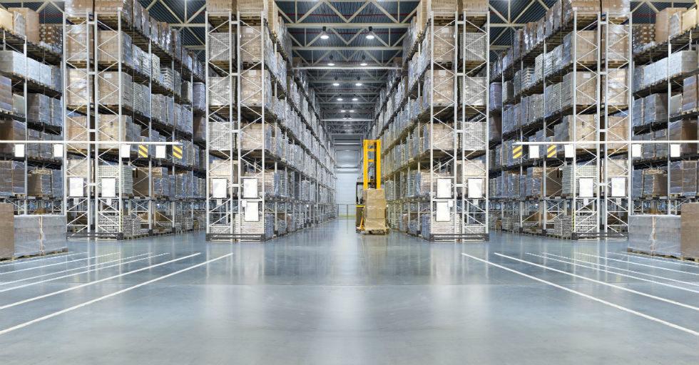 Sektor magazynowy w dwa lata powiększył się o 40%