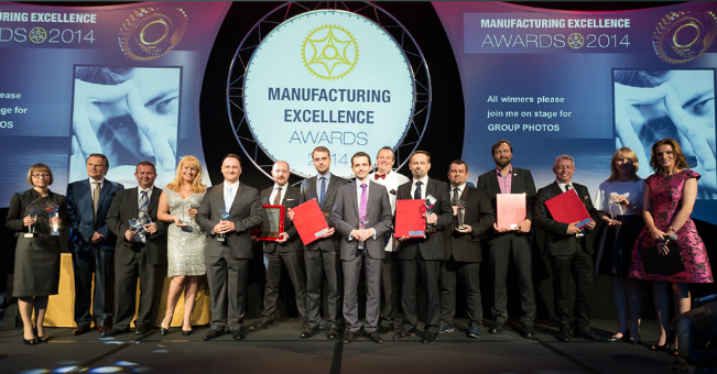 Nagrody CEE Manufacturing Excellence Awards przyznane!