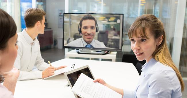 Spotkania na miarę XXI wieku  – wideokonferencje jako forma efektywnej komunikacji marketingowej i informacyjnej