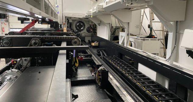 Alu-frost wyposażył swój park maszynowy w najnowocześniejszą wycinarkę laserową MAZAK