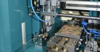 Maszyny do nawijania, prostowania i cięcia drutu