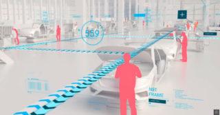 Fabryka 56: napakowana technologiami fabryka Mercedesa