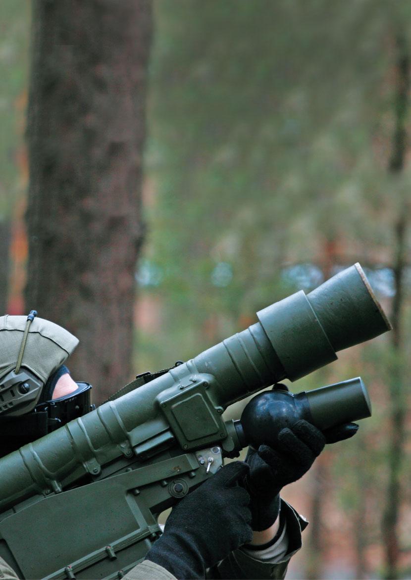 Mesko: nowoczesne rakiety i amunicja dla polskiego wojska