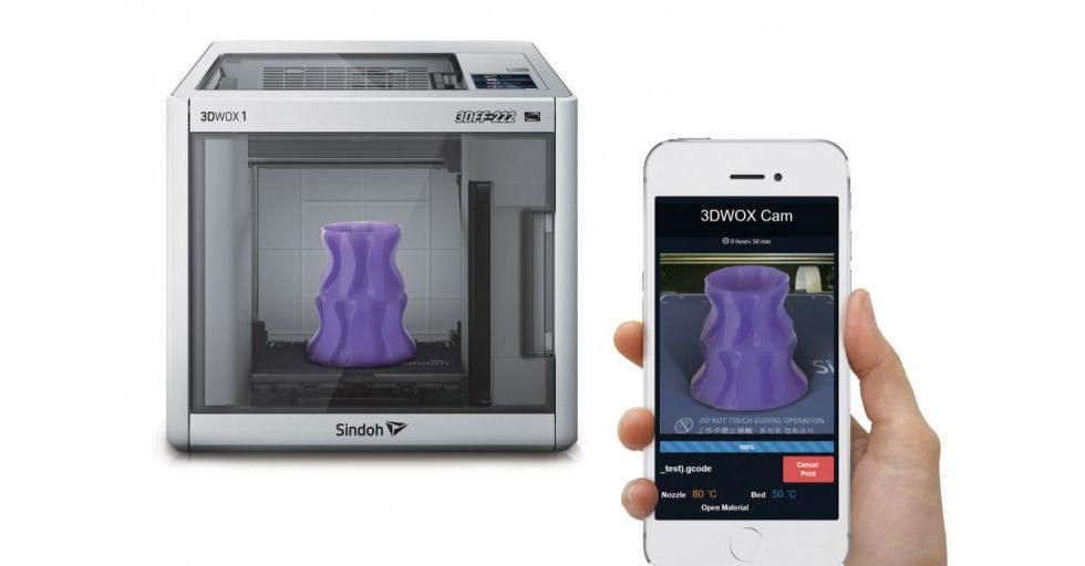 Desktopowa drukarka Mimaki do tworzenia przyrządów technologicznych, oznakowań trójwymiarowych