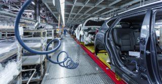 Polski sektor motoryzacyjny: spadek produkcji aut o 44,1% w pierwszych 6 miesiącach 2020