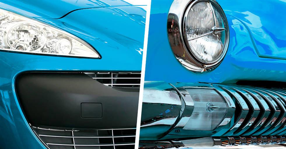 Ile ważyłby samochód, gdyby plastik został zastąpiony innym materiałem?