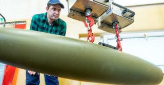 Nitro-Chem certyfikowanym producentem bomb lotniczych Mk-82