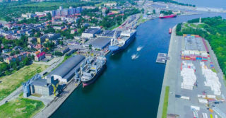 STRABAG w ciągu najbliższych 2 lat rozbuduje Nabrzeże Oliwskie w Porcie Gdańsk